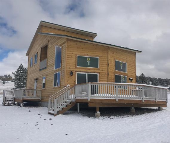 85 Estes Circle, Florissant, CO 80816 (#5854072) :: The Griffith Home Team