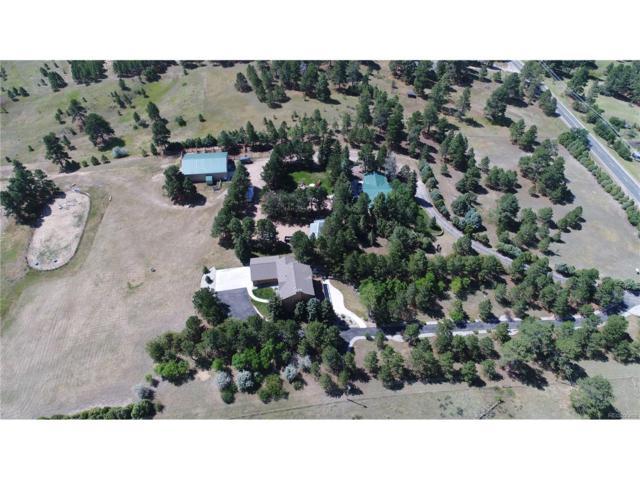 6566 Flintwood Road, Parker, CO 80138 (MLS #5854395) :: 8z Real Estate