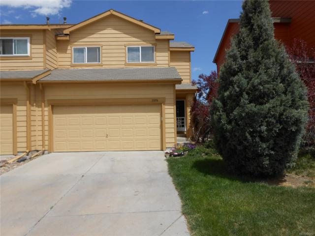 11096 Josephine Way, Northglenn, CO 80233 (#5858401) :: The Pete Cook Home Group