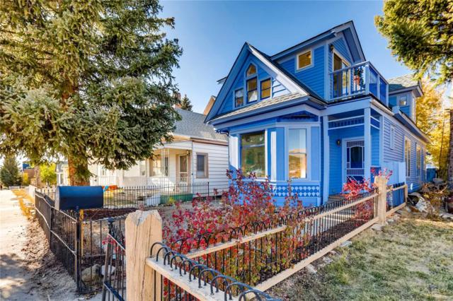 412 W 7th Street, Leadville, CO 80461 (#5859421) :: Relevate   Denver