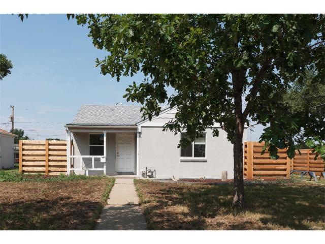 3455 Birch Street, Denver, CO 80207 (MLS #5860439) :: 8z Real Estate