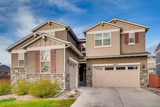 10032 Fort Worth Court, Parker, CO 80134 (#5861000) :: The Healey Group