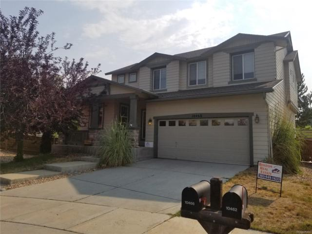 10466 Ouray Street, Commerce City, CO 80022 (MLS #5861202) :: 8z Real Estate