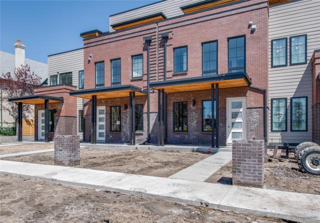 514 N Washington Street, Denver, CO 80203 (#5863039) :: The Pete Cook Home Group