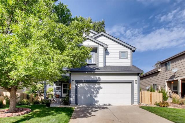 11223 Jansen Street, Parker, CO 80134 (#5864658) :: The Peak Properties Group