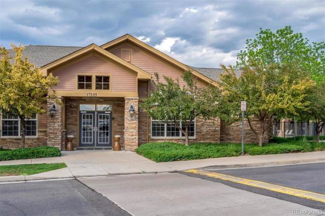 17442 Nature Walk Trl Trail #203, Parker, CO 80134 (#5867922) :: The DeGrood Team