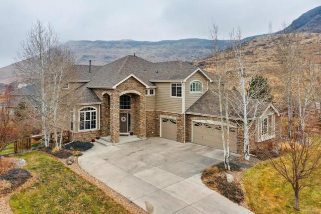 19488 W 52nd Drive, Golden, CO 80403 (#5868227) :: House Hunters Colorado