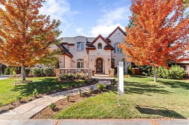 225 S Elm Street, Denver, CO 80246 (MLS #5869416) :: 8z Real Estate