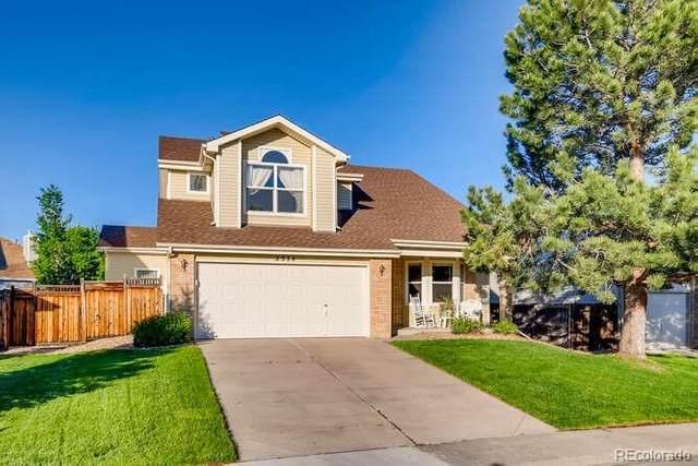 2374 Bayberry Lane, Castle Rock, CO 80104 (#5875155) :: HomeSmart