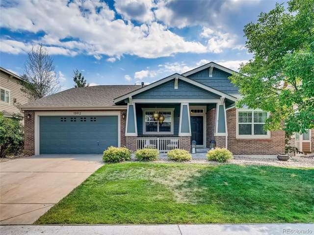 15912 W 59th Avenue, Golden, CO 80403 (#5876822) :: The Heyl Group at Keller Williams
