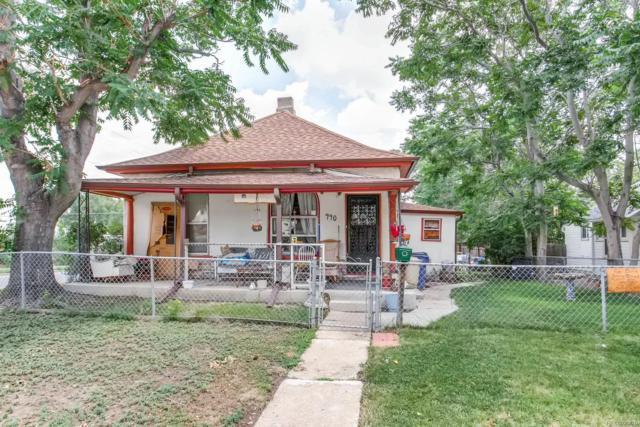 990 King Street, Denver, CO 80204 (#5877077) :: Bring Home Denver