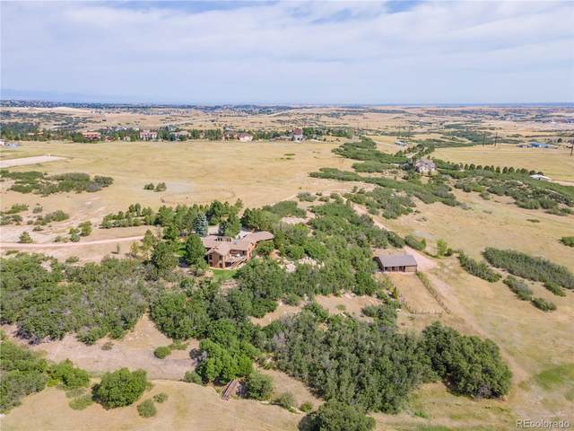 5050 N Mesa Drive, Castle Rock, CO 80108 (#5877723) :: The Colorado Foothills Team | Berkshire Hathaway Elevated Living Real Estate