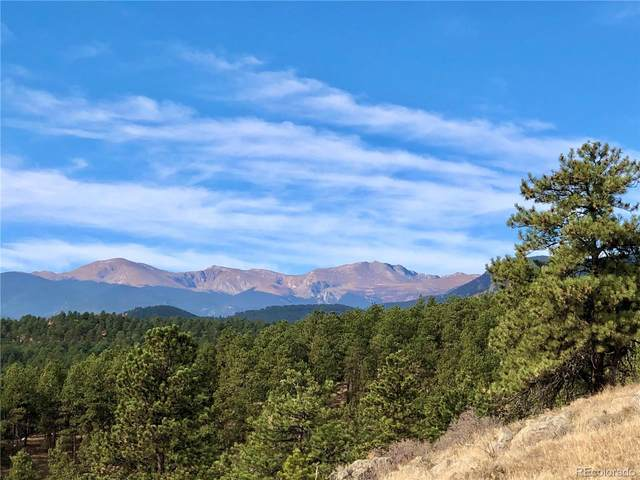 Lot 5 Legacy Ranch, Evergreen, CO 80439 (#5877809) :: Portenga Properties - LIV Sotheby's International Realty
