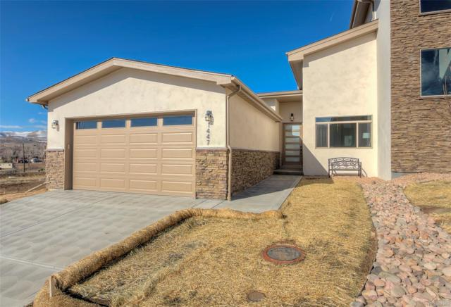 1417 Rogers Court, Golden, CO 80401 (#5880024) :: The HomeSmiths Team - Keller Williams