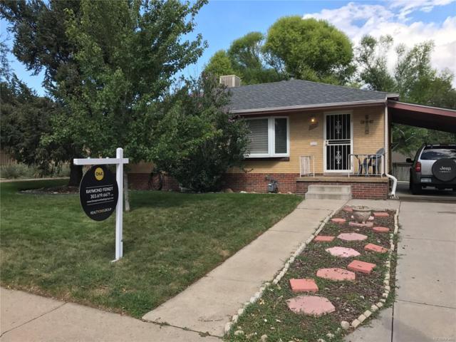 1680 S Wolff Street, Denver, CO 80219 (MLS #5883728) :: 8z Real Estate