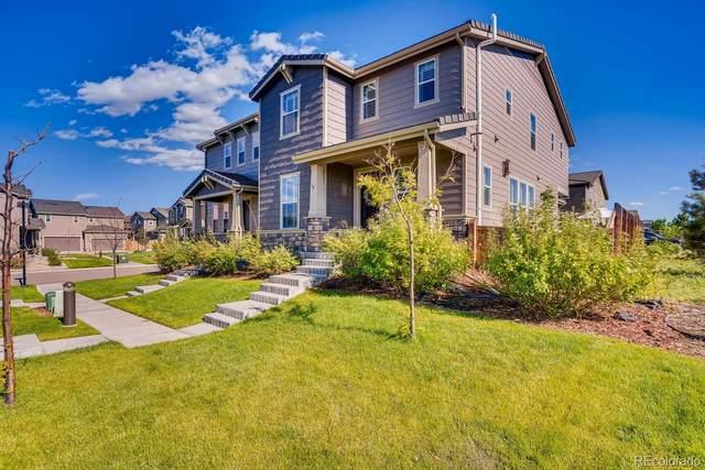 10175 Tall Oaks Street, Parker, CO 80134 (#5884192) :: West + Main Homes