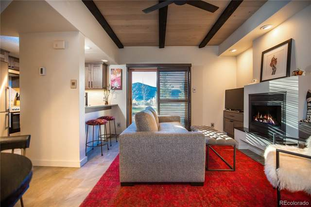 1945 Cornice Drive 108B, Steamboat Springs, CO 80487 (#5887878) :: The Dixon Group