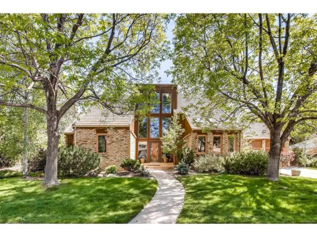 10886 E Crestline Circle, Englewood, CO 80111 (MLS #5895630) :: 8z Real Estate