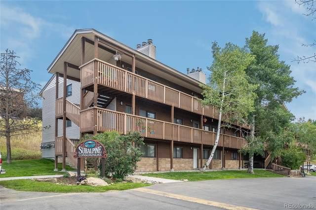 3170 Columbine Drive #16, Steamboat Springs, CO 80487 (#5896870) :: Peak Properties Group