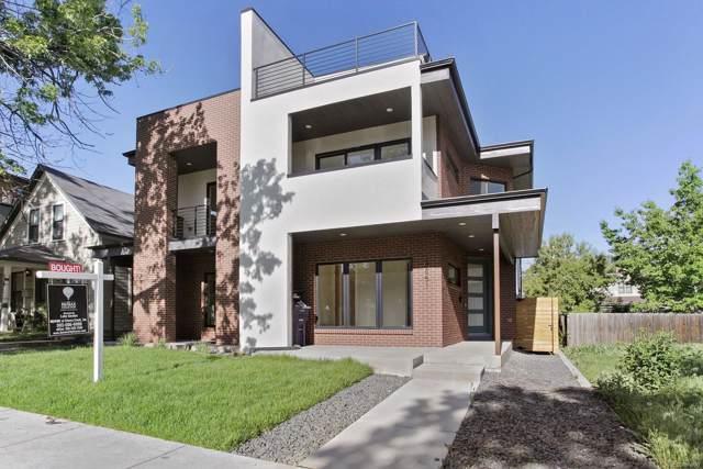 2240 S Lincoln Street, Denver, CO 80210 (#5897131) :: Bring Home Denver with Keller Williams Downtown Realty LLC