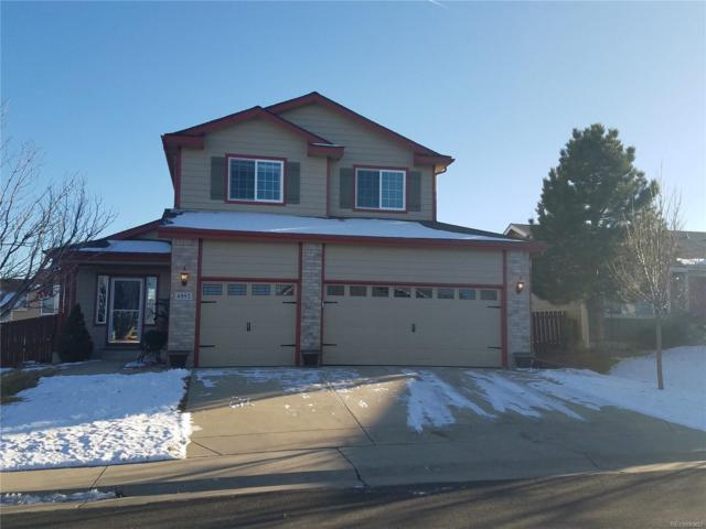 4892 Northbrook Avenue, Castle Rock, CO 80104 (MLS #5900988) :: 8z Real Estate