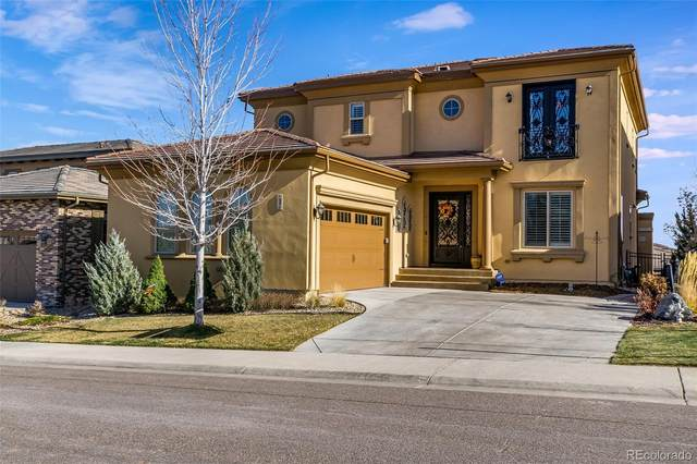 10468 Ladera Drive, Lone Tree, CO 80124 (#5903550) :: Chateaux Realty Group