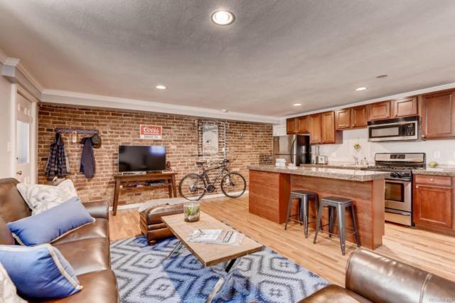 77 W Archer Place #2, Denver, CO 80223 (#5904552) :: The HomeSmiths Team - Keller Williams