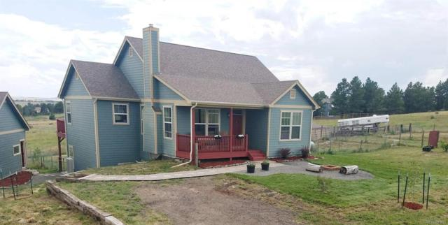 27733 View Circle, Kiowa, CO 80117 (#5904699) :: HomePopper