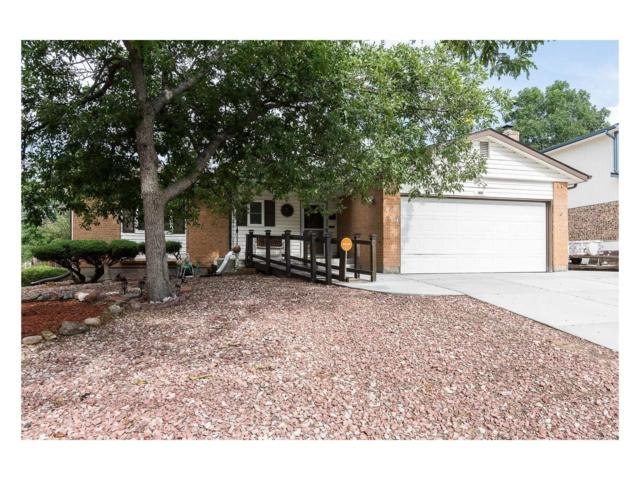 1602 S Evanston Street, Aurora, CO 80012 (MLS #5904870) :: 8z Real Estate