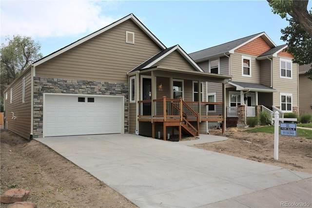 810 S Krameria Street, Denver, CO 80224 (MLS #5905744) :: 8z Real Estate