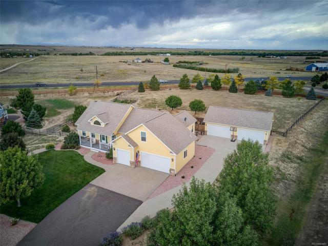 697 Antelope Drive, Bennett, CO 80102 (#5907285) :: Wisdom Real Estate