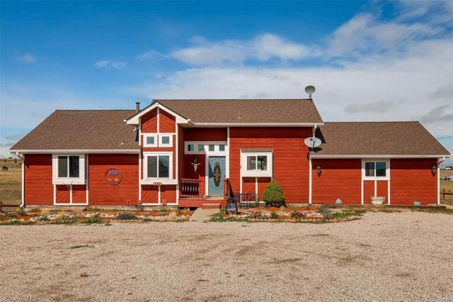 8916 Lariat Loop, Elizabeth, CO 80107 (#5914356) :: Colorado Home Realty