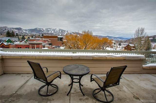 700 Yampa Street A401, Steamboat Springs, CO 80487 (MLS #5914477) :: 8z Real Estate