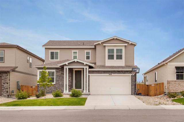 3638 Ghost Dance Drive, Castle Rock, CO 80108 (#5917466) :: The HomeSmiths Team - Keller Williams