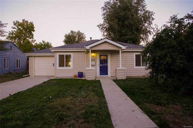 1840 S Cook Street, Denver, CO 80210 (MLS #5918896) :: 8z Real Estate