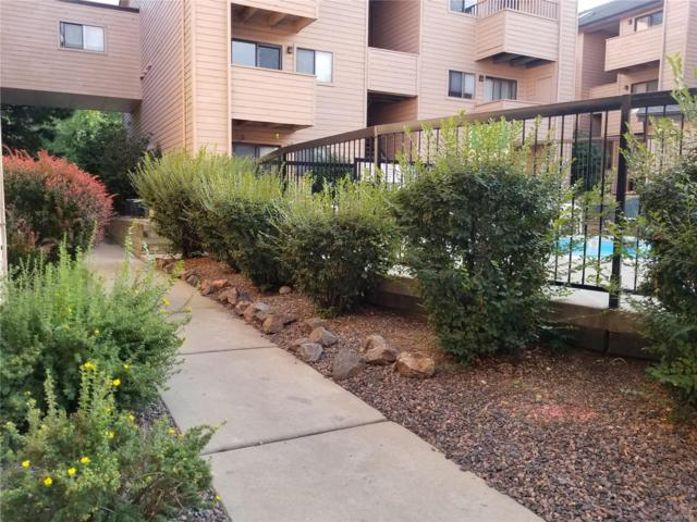 3100 S Federal Boulevard #208, Denver, CO 80236 (#5919288) :: The Healey Group