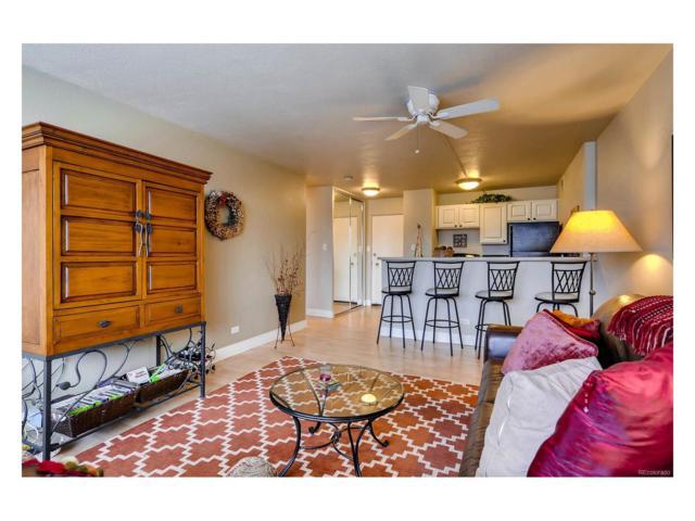 1196 N Grant Street #307, Denver, CO 80203 (#5922832) :: The Peak Properties Group