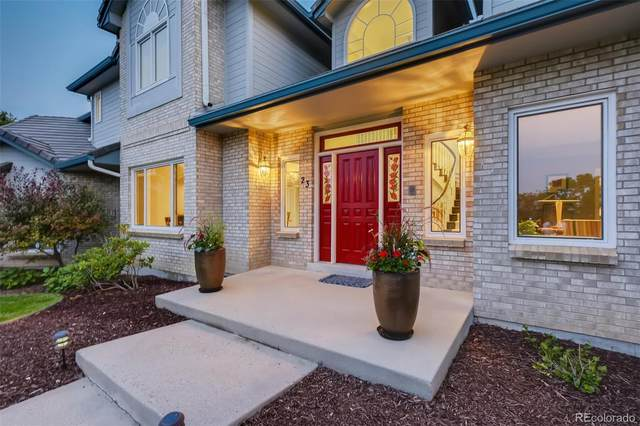 23 Red Tail Drive, Highlands Ranch, CO 80126 (#5923323) :: The Dixon Group