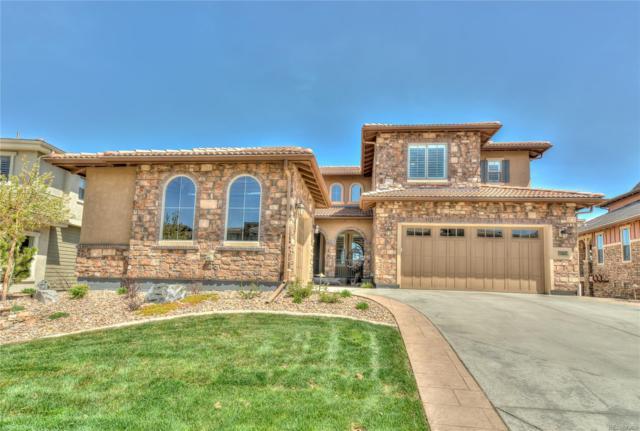 10724 Skydance Drive, Highlands Ranch, CO 80126 (MLS #5923993) :: The Sam Biller Home Team