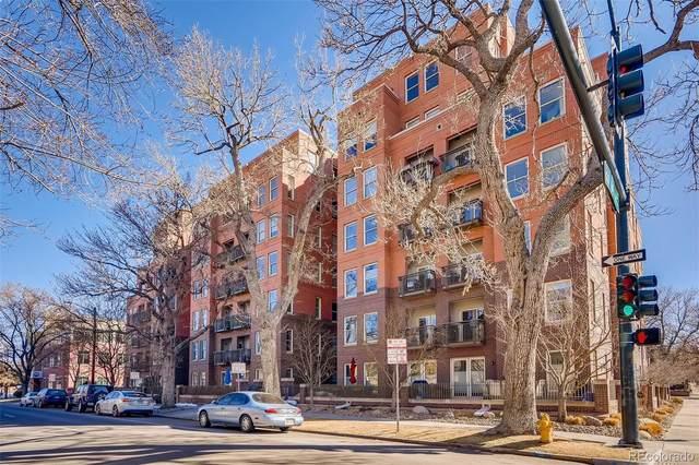 1630 Clarkson Street #220, Denver, CO 80218 (MLS #5925389) :: 8z Real Estate