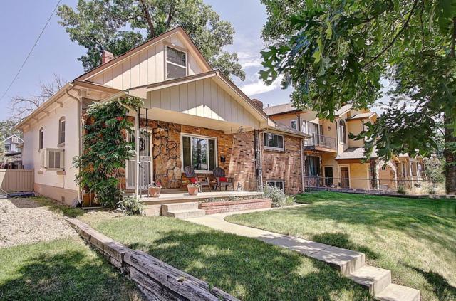2050 S Sherman Street, Denver, CO 80210 (#5926007) :: Sellstate Realty Pros