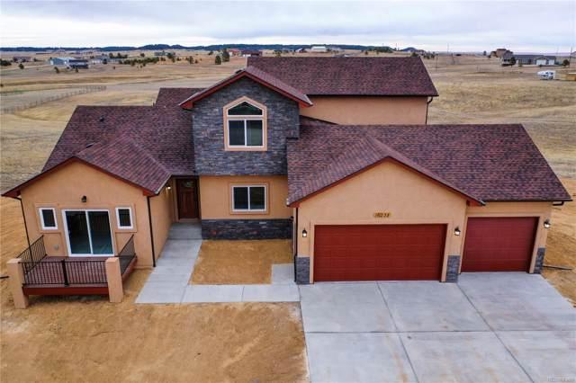 16035 Homecrest Circle, Elbert, CO 80106 (MLS #5928337) :: 8z Real Estate
