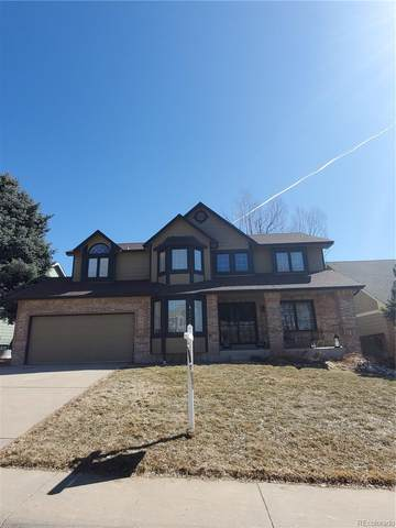 9450 Yale Lane, Highlands Ranch, CO 80130 (#5928556) :: The Brokerage Group