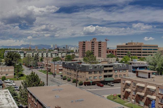 799 N Dahlia Street 7B, Denver, CO 80220 (#5929025) :: Wisdom Real Estate