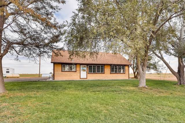 7648 County Road 65, Keenesburg, CO 80643 (MLS #5931553) :: Kittle Real Estate