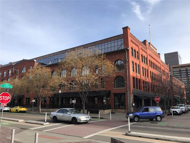 1720 Wynkoop Street #204, Denver, CO 80202 (#5933874) :: Wisdom Real Estate