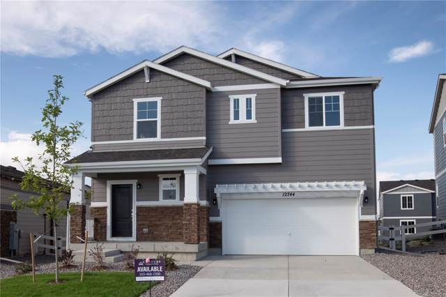 12744 Trejo Circle, Parker, CO 80134 (#5935243) :: The HomeSmiths Team - Keller Williams
