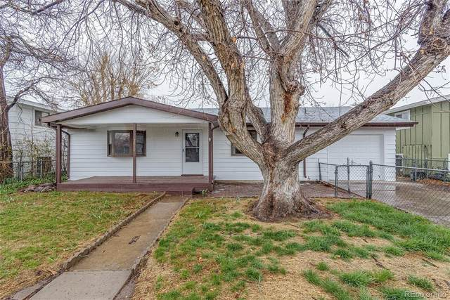 7810 Poplar Street, Commerce City, CO 80022 (#5935765) :: The Dixon Group