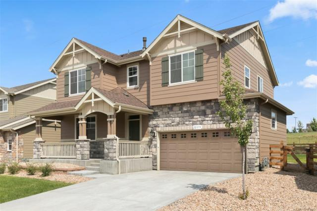 22379 E Union Circle, Aurora, CO 80015 (#5937474) :: The Heyl Group at Keller Williams