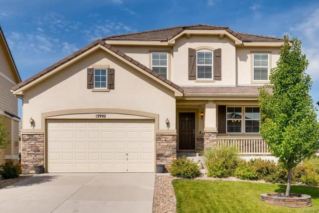 13992 Ashgrove Circle, Parker, CO 80134 (#5937679) :: The HomeSmiths Team - Keller Williams